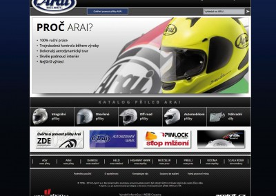 Obchod pro motorkáře